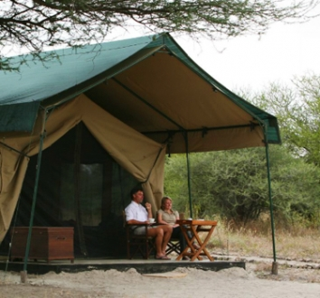 Manyara Ranch Tented Camp