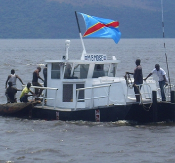 Congo Shipping Project