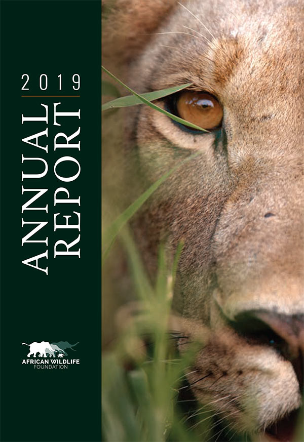 AWF 2019 Annual Report