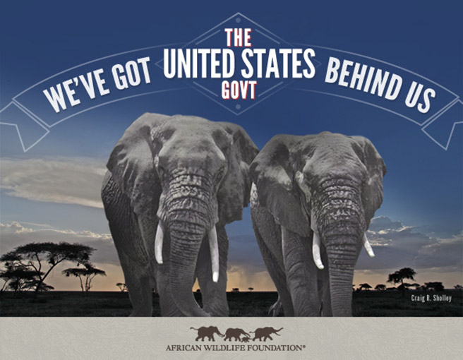 United States government pledges $10 million to end wildlife trafficking in Africa.