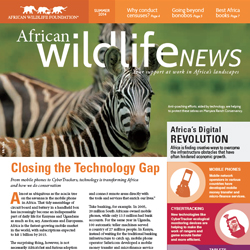 African Wildlife News Summer 2014