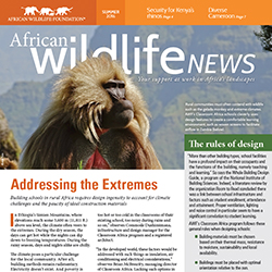 African Wildlife News