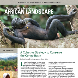 African Landscape News, 2014, Issue 1