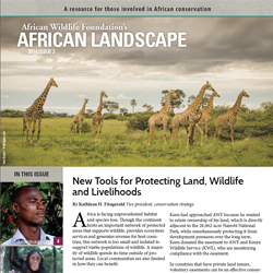 African Landscape News 2014 Issue 2