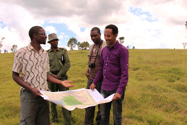 African Wildlife Foundation Conservation Management Training Program