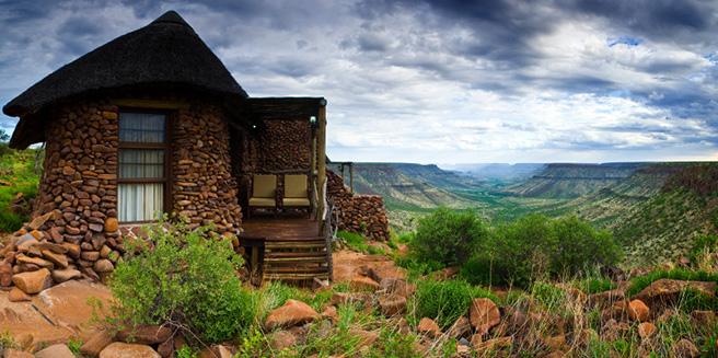 AWF's Grootberg Lodge