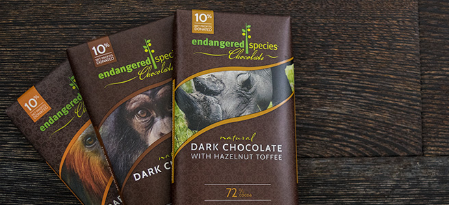 Endangered Species Chocolate