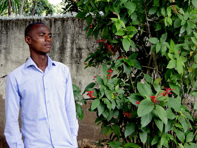 Clement, a recipient of an AWF Easements for Education scholarship