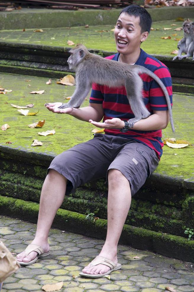 Sanghe, Bali