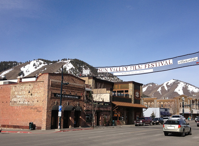 African Wildlife Foundation at the Sun Valley Film Festival