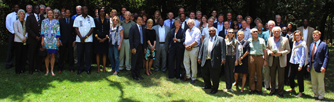 African Wildlife Foundation Board of Trustees