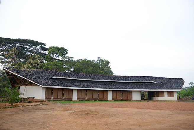 The new Ilima Primary Conservation School