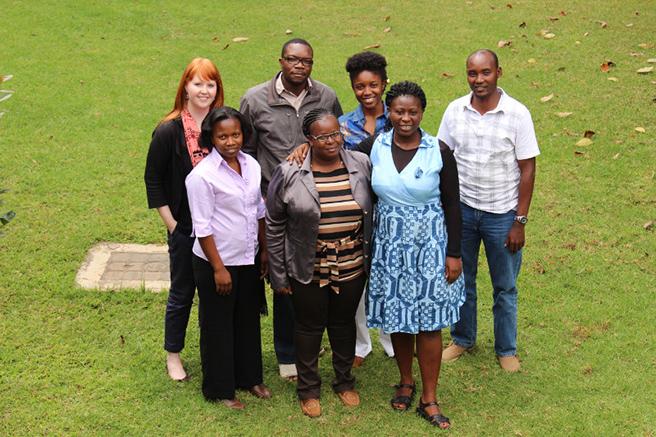 AWF Conservation Manangement Training Program
