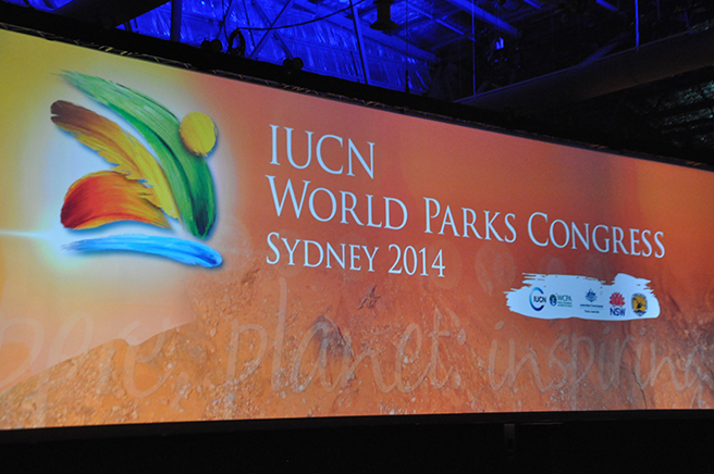 IUCN World Parks Congress African Wildlife Foundation
