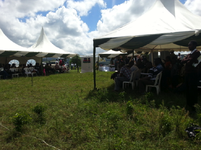 Celebration of World Migratory Bird Day held at Jacaranda Hotel at Lake Elementaita, Nakuru County
