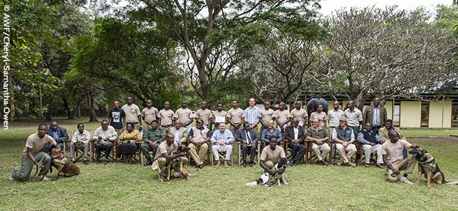 K9 Conservation Programme Graduation Ceremony