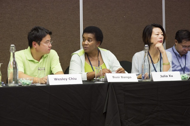 Members of the China-Africa Wildlife Conservation Council