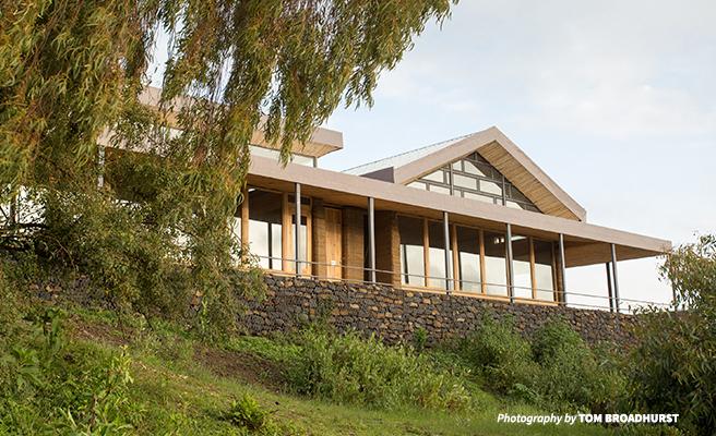 Limalimo Lodge exterior