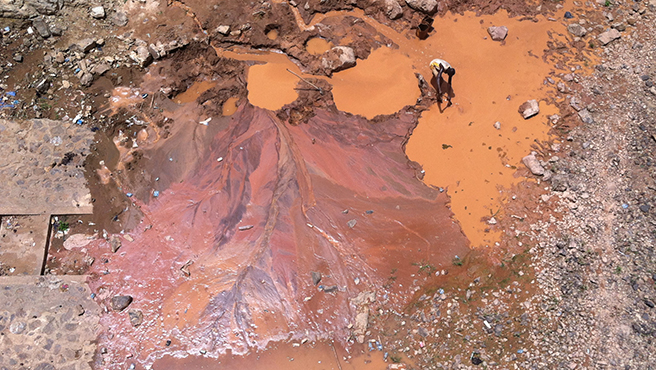 mining in Senegal