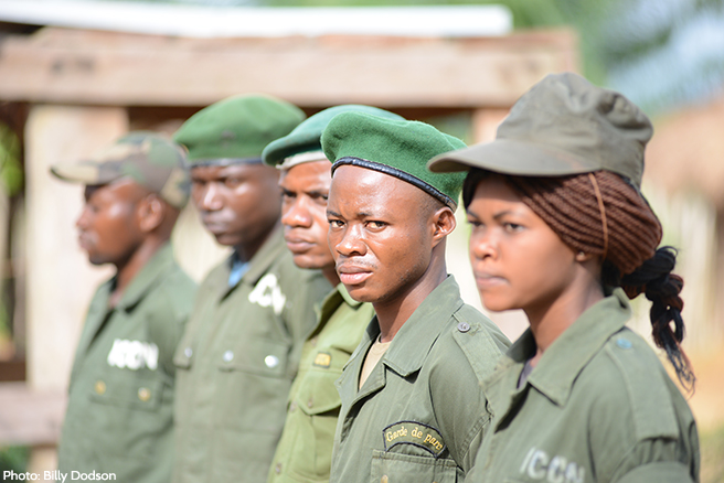 On World Ranger Day, Rangers Receive Much-Deserved Recognition for Difficult Work They Do