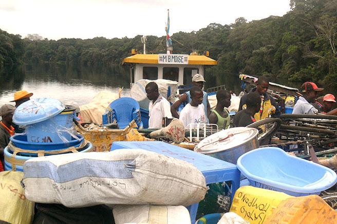 MB MOISE Boat