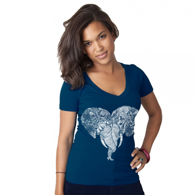 SharpShirter for African Wildlife Foundation