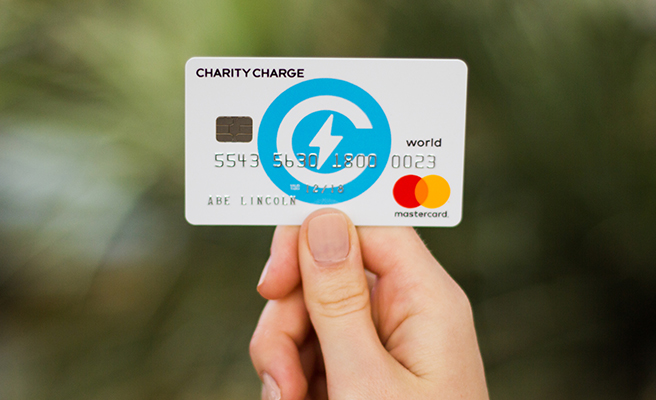 Use your Charity Charge card this holiday season and your cash back can be donated to wildlife.