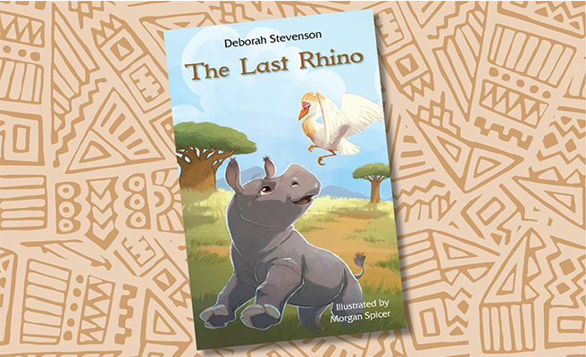 Image of The Last Rhino cover.