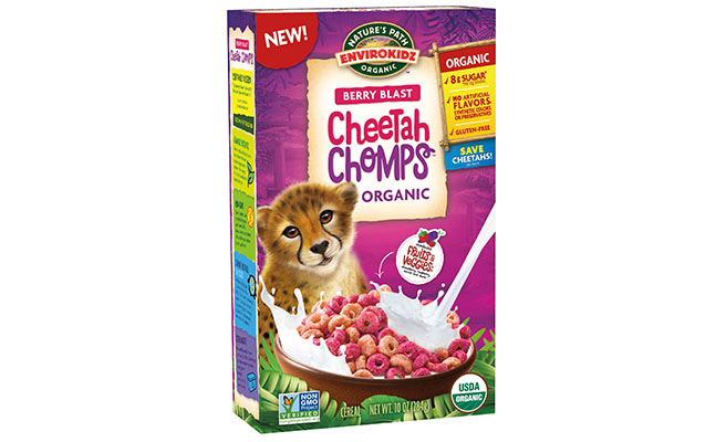 Image of Nature's Path Cheetah Chomps cereal