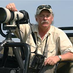 Headshot of AWF Safari Leader Craig R. Sholley