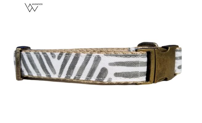 Image of a dog collar from Wildwood Pet