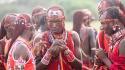 Maasai competitors