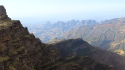 Landscape photo of Simien Mountains National Park in Ethiopia