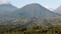 Landscape photo of Volcanoes National Park in Rwanda